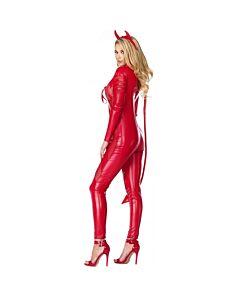 Disfraz vile vixen sexy devil