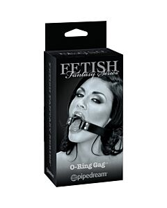 Fetish fantasy edicion limitada o-ring gag