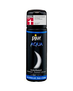 Pjur basic lubricante base agua 30 ml