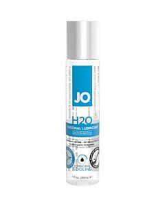 Jo h20 lubricante base de agua efecto frio 30 ml