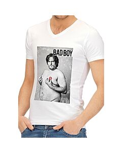Camiseta divertida bad boy