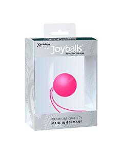 Joyballs single rosa