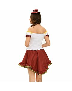 Queen costume octoberfest size m