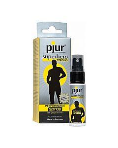 Pjur superhero spray retardante