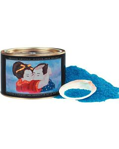 Shunga sales de baño aromatizadas oceania
