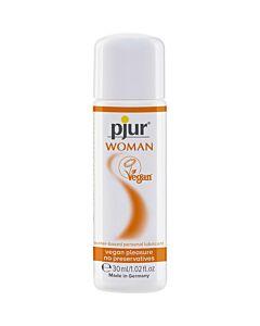 Pjur woman lubricante vegano base de agua 30ml