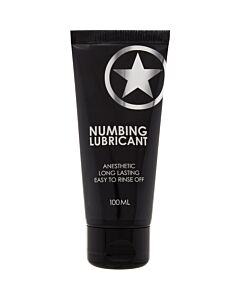 Numbing lubricante adormecedor - 100ml