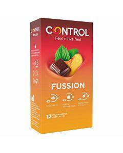 Control fussion 12 unid