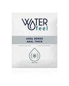 Waterfeel lubricante anal 4ml en it nl fr de