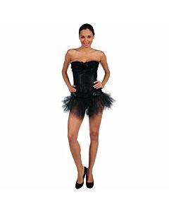 Intimax corset party negro