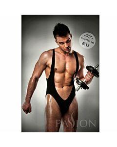 Body 011 jockstrap black men lingerie by passion s/m