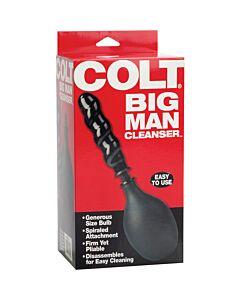 Colt limpieza anal douche negro