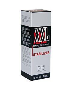 Hot xxl spray para hombre 50 ml