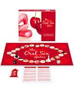 The oral sex juego para parejas