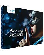 Toy joy amazing pleasure sex toy kit